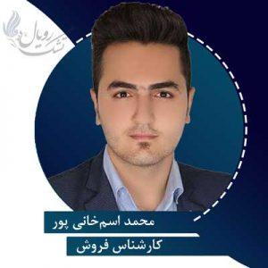 محمد اسم خانی پور